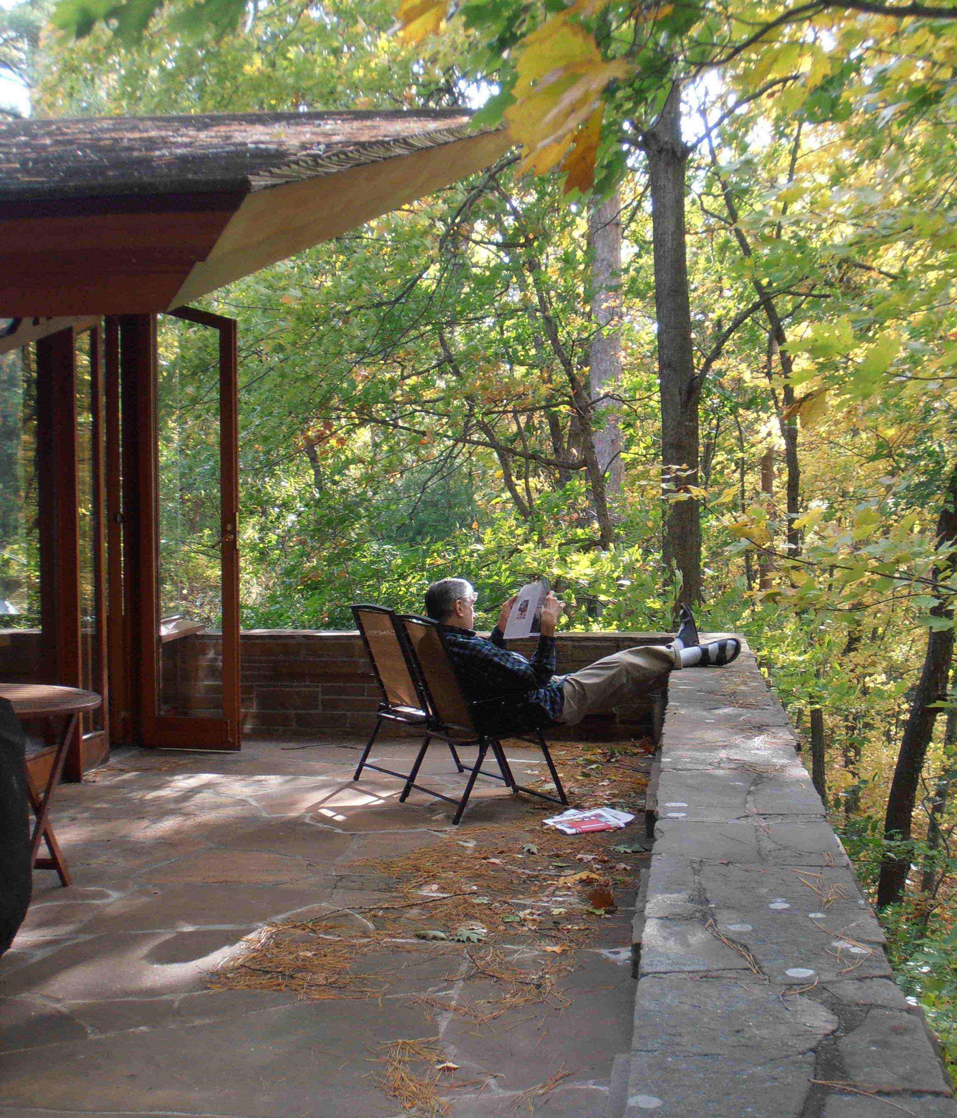 Frank Lloyd Wright S Wisconsin Cottage Portal Wisconsin Blog