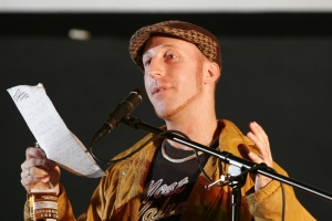 Davy Rothbart at the Wisconsin Book Festival 2007